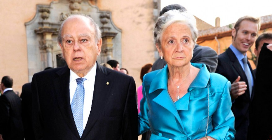 Jordi-Pujol-y-su-esposa-Marta-Ferrusola