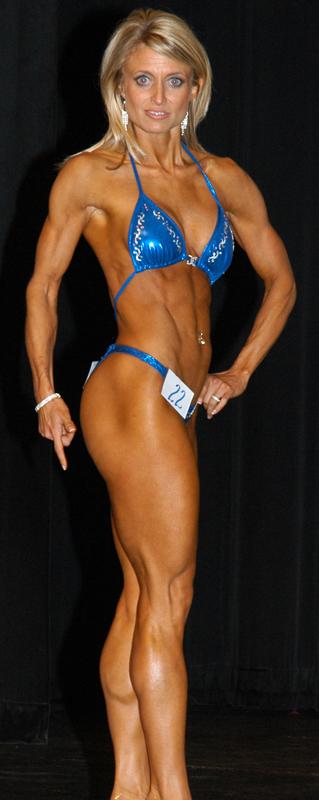 Open Figure Short-Amy Martin