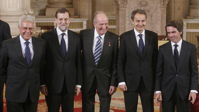 Rey-Gonzalez-Aznar-Zapatero-ABC_EDIIMA20130608_0028_4